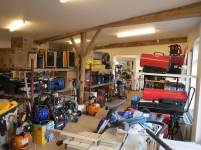 Wil je klein of groot professioneel gereedschap kopen?