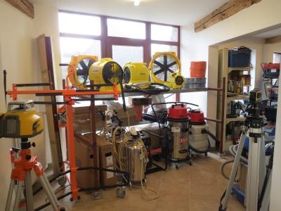 Gereedschappen Eelen kan je het best omschrijven als dé plek waar je professioneel gereedschap kopen of huren wilt.